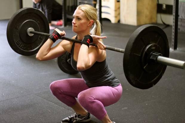 woman_front_squat