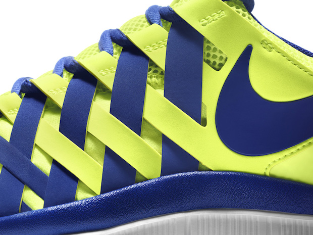 Nike Free 50 closeup