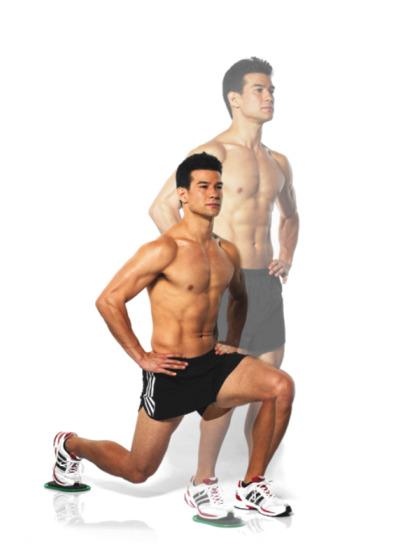 Front-lunges-quadriceps-en-bilspieren-trainen