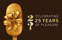 Magnum 25 years Special Edition: Παγωτό ''αμαρτία''