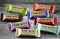 Μπάρες Rawbite: Μπουκιά γεμάτη ενέργεια!