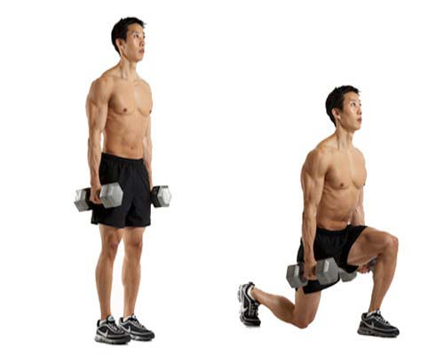dumbbell_lunges