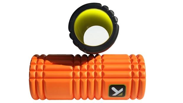 The Grid - Ξεχάστε όσα γνωρίζατε για τα παραδοσιακά Foam Rollers