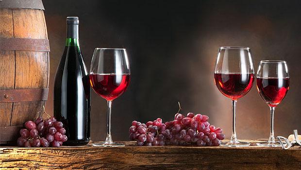Το κόκκινο κρασί καίει το λίπος