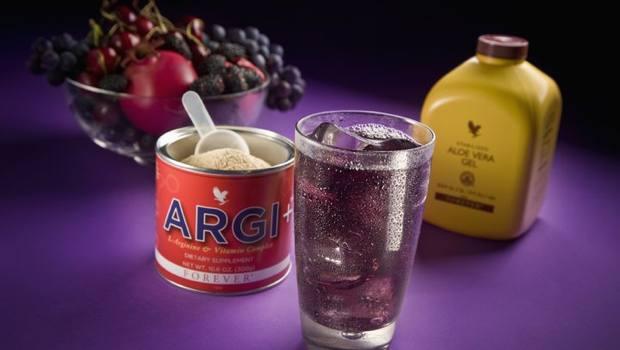 Αργινίνη: Μειώνει τα τοξικά κατάλοιπα του μεταβολισμού.