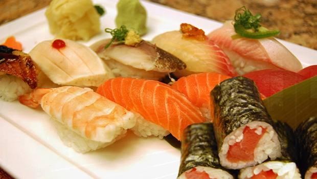 Ασιατική Κουζίνα και Διατροφή