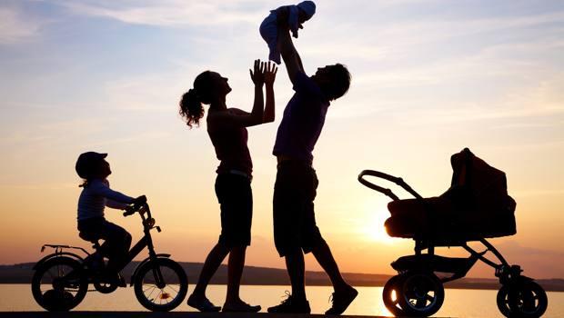 Γυμνάσου με τα παιδιά σου! Τα οφέλη είναι πολύ περισσότερα απ όσα μπορείς να φανταστείς!