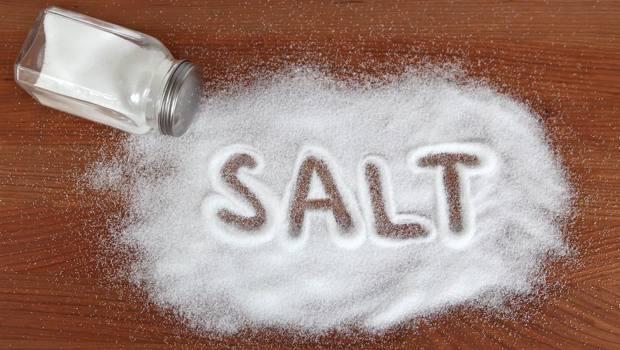 Πως να μειώσετε την κατανάλωση αλατιού