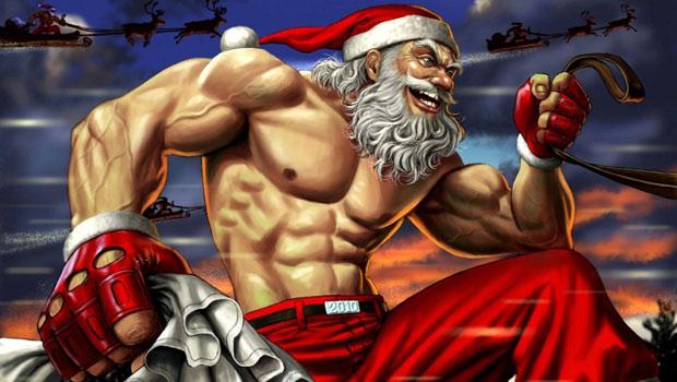 Γιορτές, γυμναστική και διατροφή