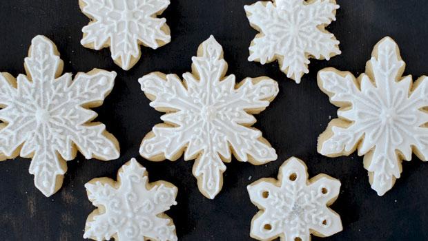 Χριστουγεννιάτικα μπισκότα χωρίς γλουτένη
