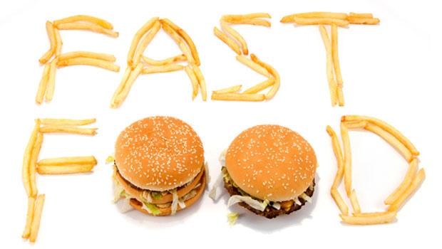 Πόσο συχνά μπορούμε να τρώμε σε fast food;