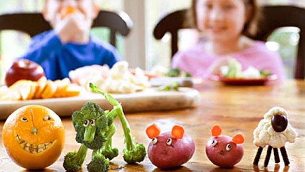 Τρώνε σωστά τα παιδιά μας;