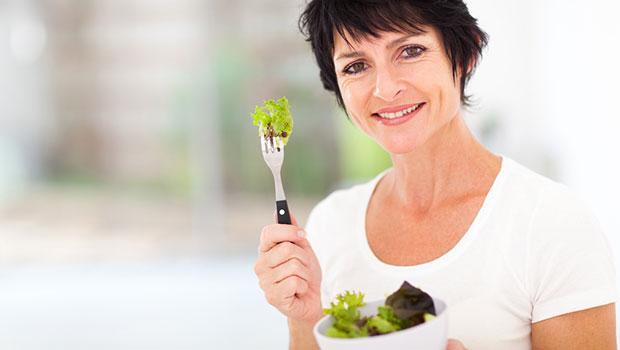 Διατροφή και Εμμηνόπαυση