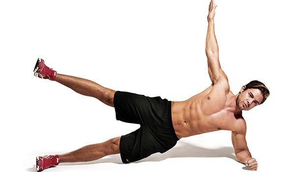 5 θαυματουργές ασκήσεις για πλάγιους κοιλιακούς