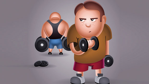 Γυμναστήριο - Συμβουλές για αρχάριους