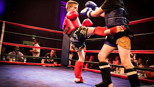 Είναι το Kickboxing άθλημα για παιδιά;