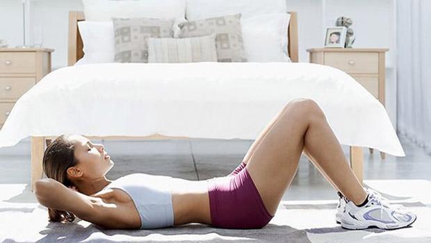 Γυμναστείτε εύκολα και ευχάριστα στο σπίτι
