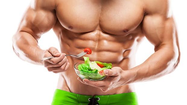 Σωστή διατροφή για καλλίγραμμους κοιλιακούς