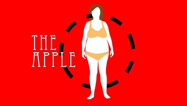 Σωματότυπος «μήλο»: Δες πώς μπορείς να αδυνατίσεις