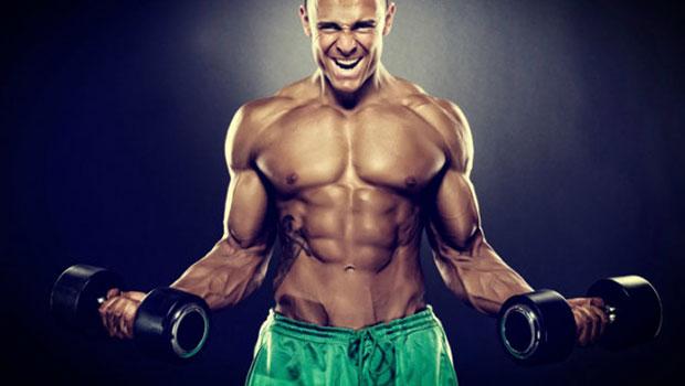Χτίσε μυς χωρίς να σηκώνεις μεγάλα βάρη