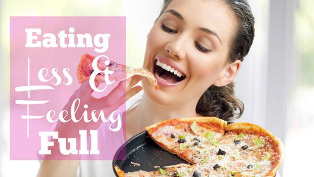 Φάε λιγότερο, χόρτασε περισσότερο