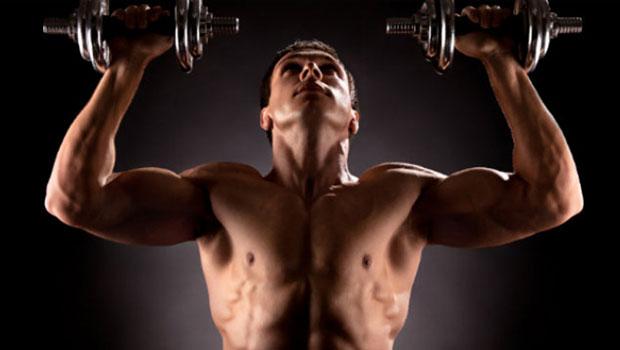 Η τεχνική της παύσης για χτίσιμο μυών