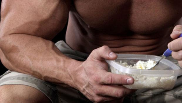 Διατροφή για ενέργεια στο γυμναστήριο
