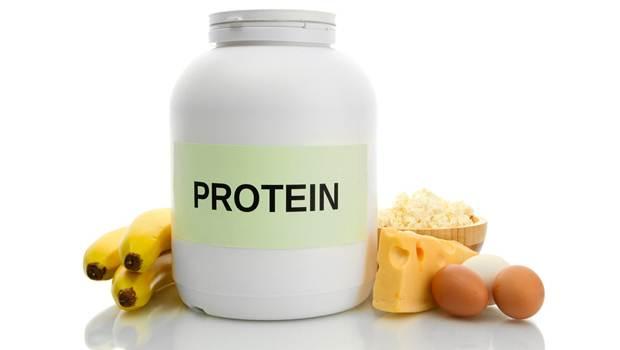 Διαιτητικές πηγές πρωτεΐνης