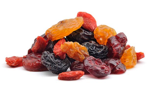 Αποξηραμένα φρούτα: Ιδανικά υποκατάστατα λιπαρών γλυκών