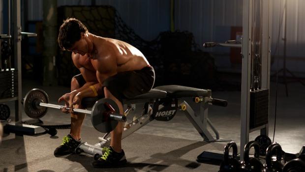 Οι δυνατοί πήχεις θα σε βοηθήσουν σε όλες τις υπόλοιπες ασκήσεις