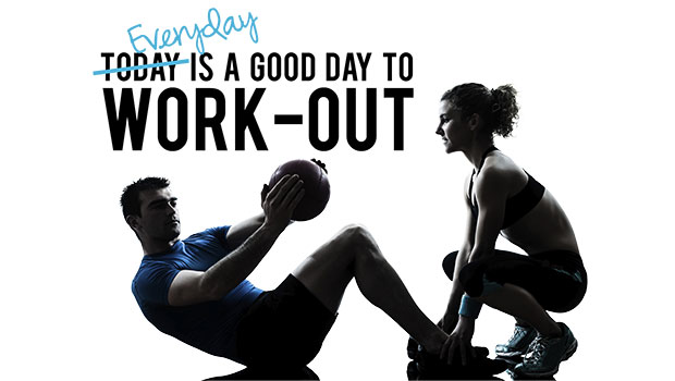 Βρες κίνητρα για να μην χάνεις προπονήσεις