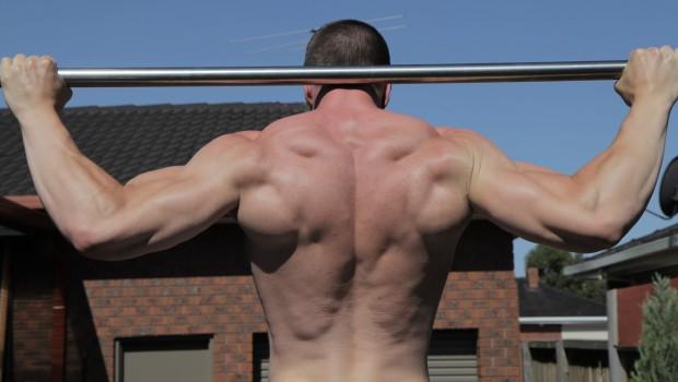 Παραλλαγές έλξεων (pull-ups) για καλύτερα αποτελέσματα