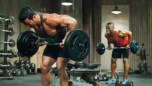 Ξάφνιασε τους μύες σου δυσκολεύοντας την προπόνηση σου
