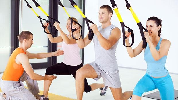 5 ασκήσεις TRX για εκγύμναση όλου του σώματος
