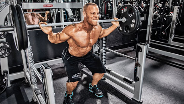 Έχεις squats στο πρόγραμμα; Άσε την αερόβια για το τέλος