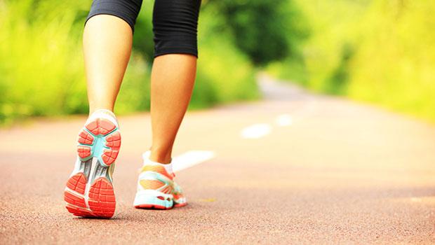 Δυναμικό περπάτημα και τα οφέλη για την υγεία σας