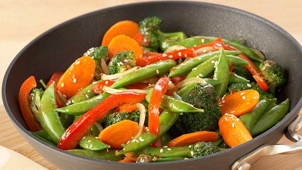 Τηγανητά λαχανικά για υγιεινή διατροφή; Κι όμως!