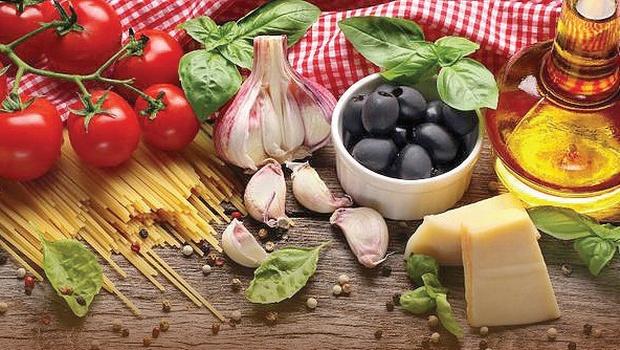 Το μοντέλο της Μεσογειακής διατροφής