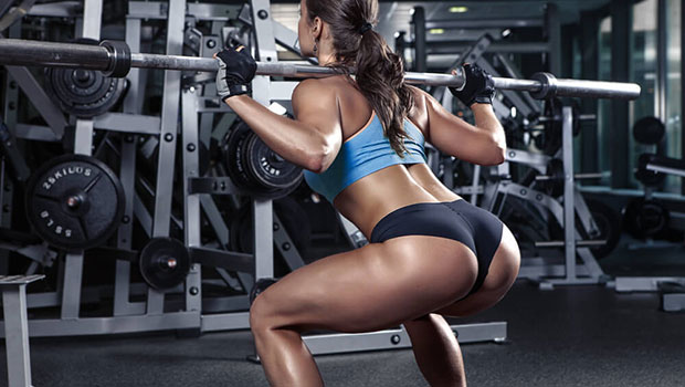 Squat: Η απόλυτη άσκηση που ενεργοποιεί 250 μύες