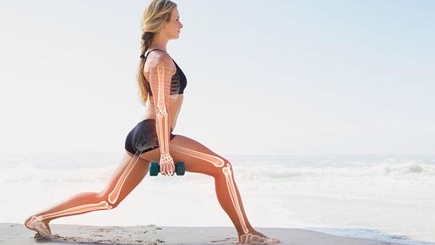 Γυμναστική για ενίσχυση των οστών