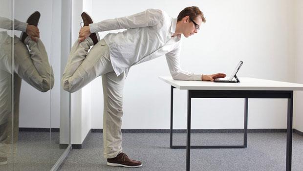 Ασκηθείτε στο γραφείο