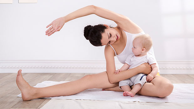 5 τρόποι άσκησης για πολυάσχολες μαμάδες