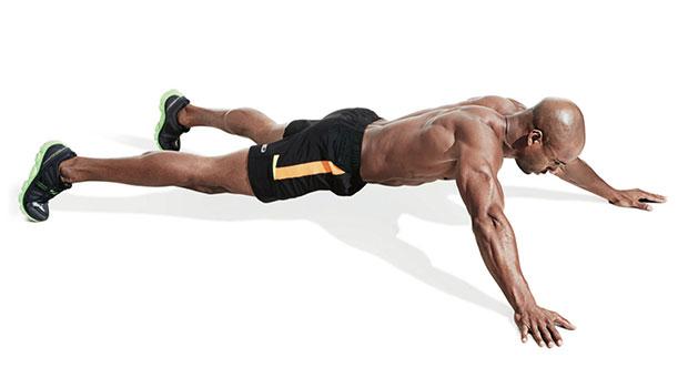 Παραλλαγές σανίδας για ασκήσεις ισορροπίας