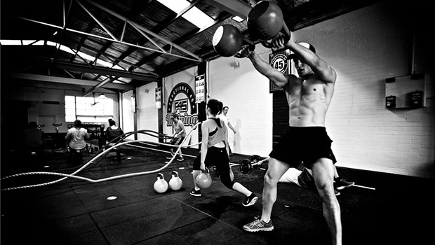 F45: Το νέο μεγάλο fitness trend που θα μεταμορφώσει το σώμα σου