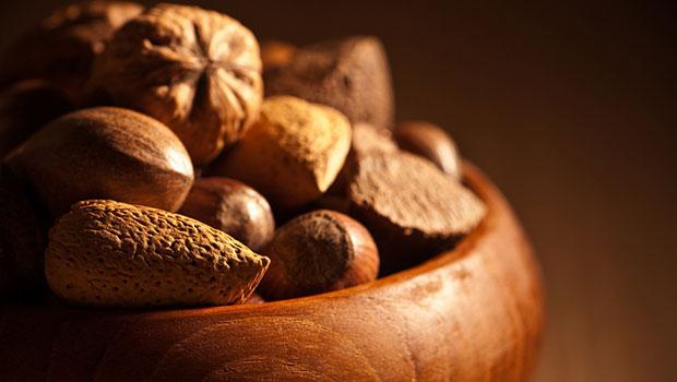 Ξηροί καρποί για υγεία, μακρά και καλή ζωή