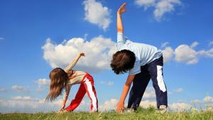 Συμβουλές για γονείς: Πώς να προτρέψεις το παιδί σου να γυμναστεί