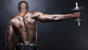 Πώς να χτίσεις μυς... στο γρήγορο