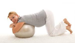 Γυμναστική: Δώρο Υγείας Στην Έγκυο