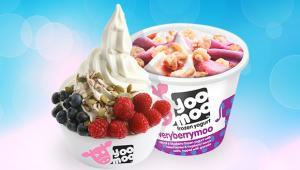 yoomoo: Πεντανόστιμο άπαχο παγωμένο γιαούρτι (Fro-yo) χωρίς ενοχές!