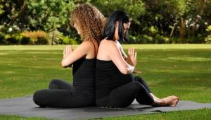 Yoga - Pilates στην εγκυμοσύνη